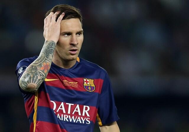 Messi mejor pagado mundo