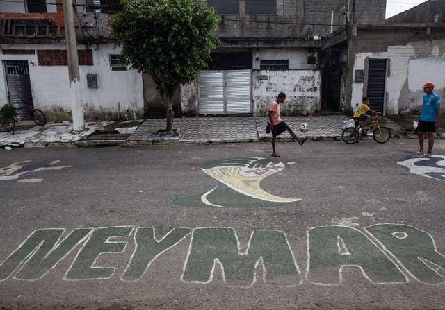 Neymar Crea Un Torneo De Futbol Callejero Sportyou