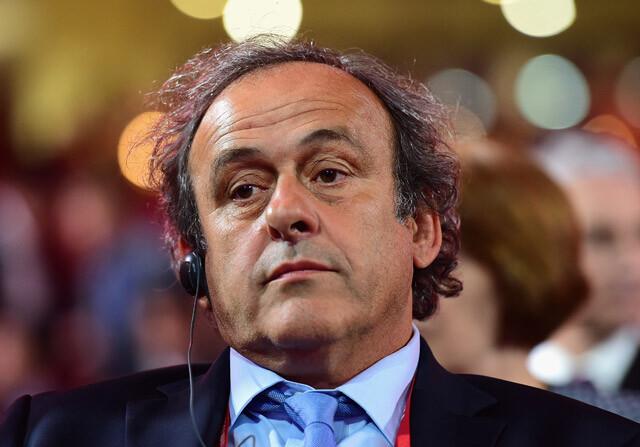Platini-FIFA