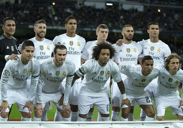 Real Madrid operacion salida