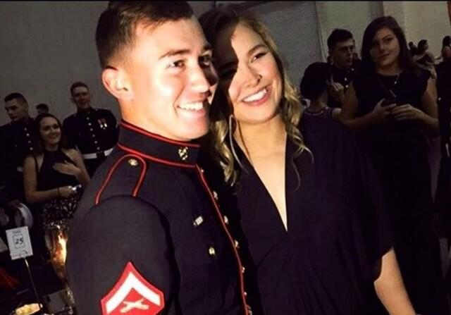 Ronda Rousey Marine