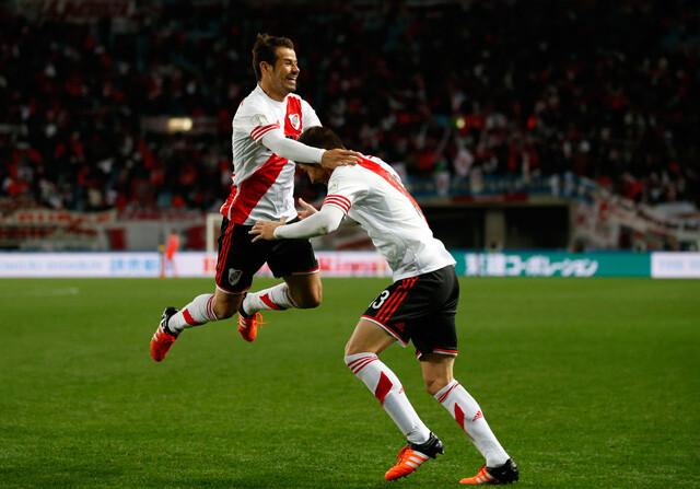 Lucas Alario, de River Plate