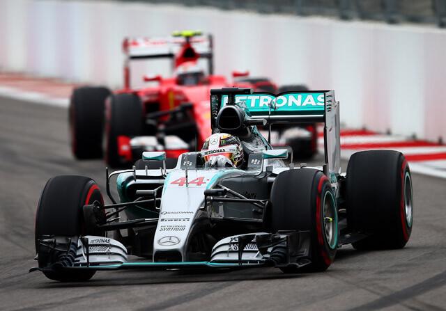 Lewis Hamilton y Kimi Räikkönen