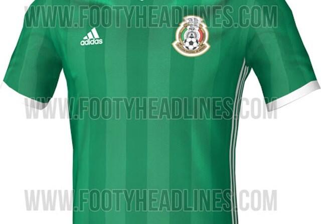 México Copa América 2017