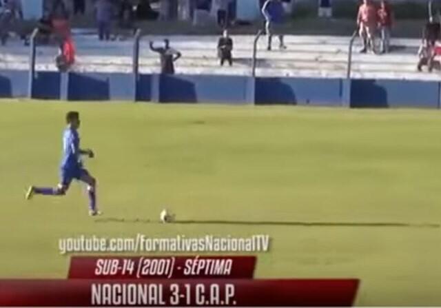 portero gol nacional