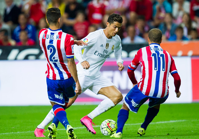 Real Madrid-Sporting