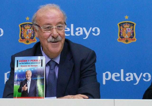 Vicente Del Bosque entiende las críticas que está recibiendo Iker Casillas d96353dc407cf