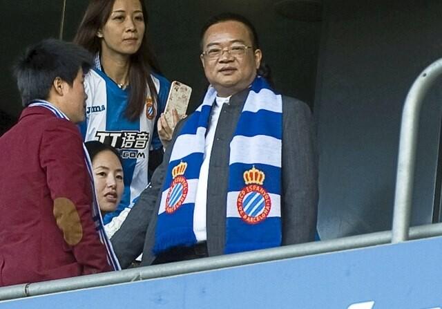 Chen Yansheng Presidente Espanyol