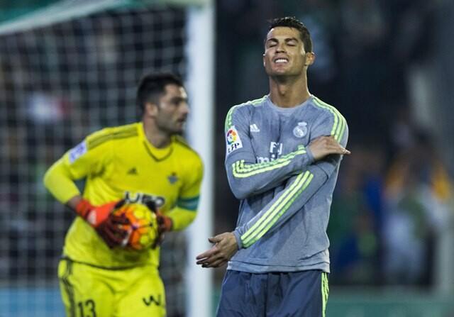 Cristiano Ronaldo Futre salir del Madrid