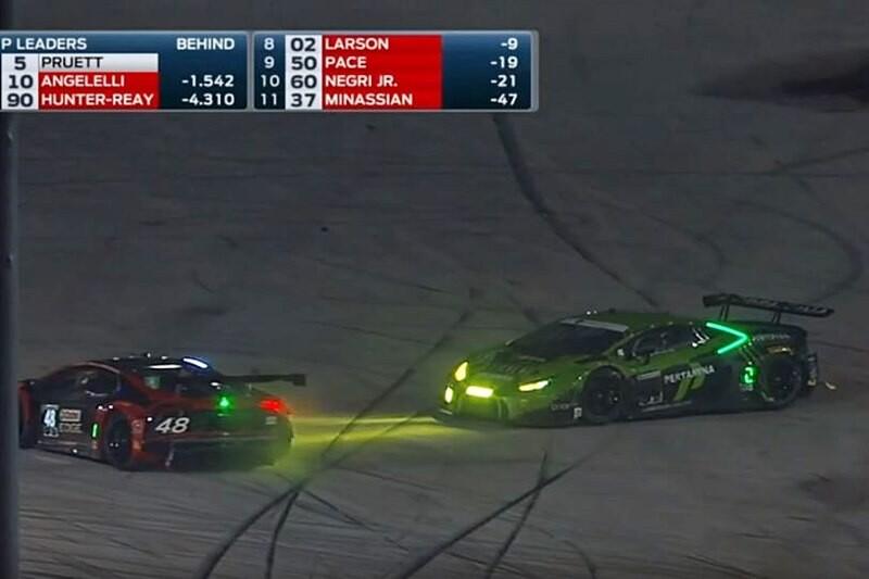 Accidentes en las 24 Horas de Daytona