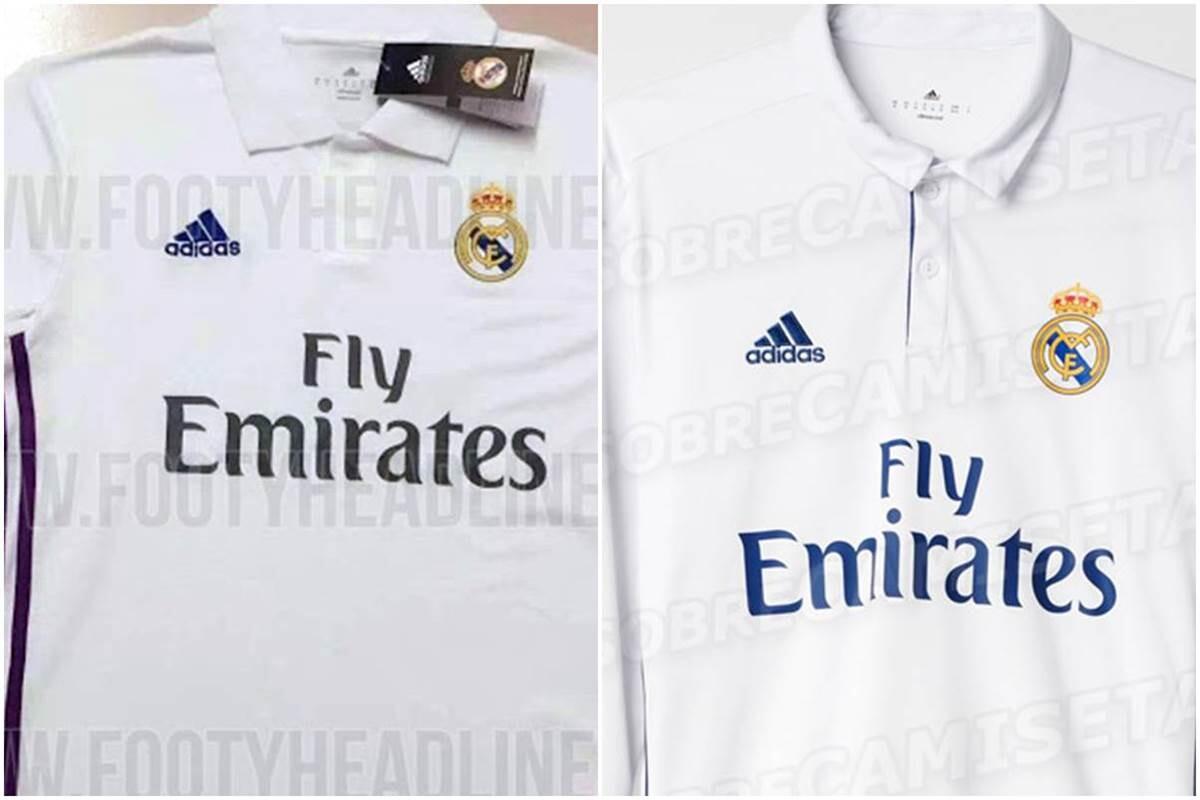 Equipación del Real Madrid 2016-17 blanca y morada 884c26ebc9e1b