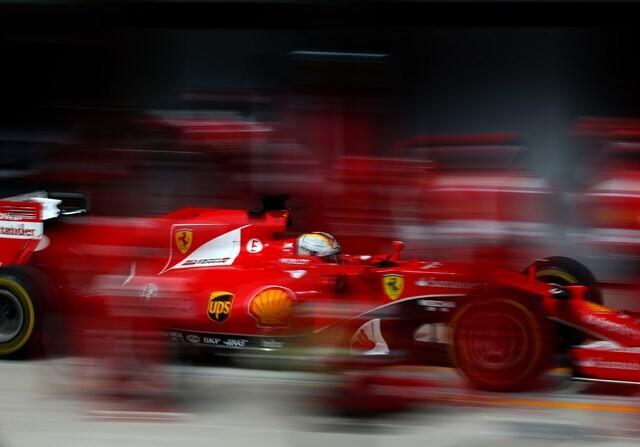 Ferrari tiene un pan para desarrollar el motor 2016