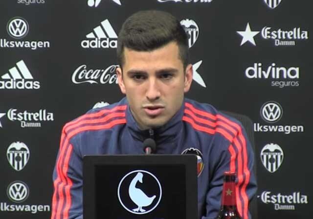 José Luis Gayà, en rueda de prensa