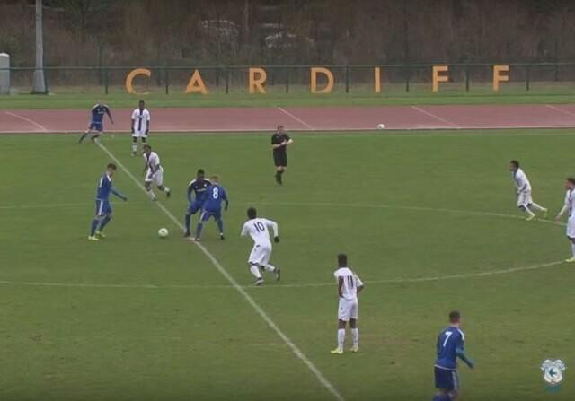Gol en 9 segundos con el Cardiff