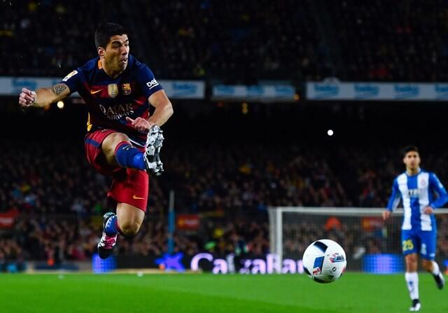 Luis Suarez asistencias pases gol