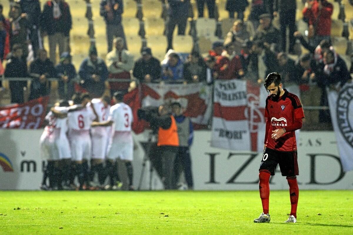 Mirandes Sevilla Copa del Rey