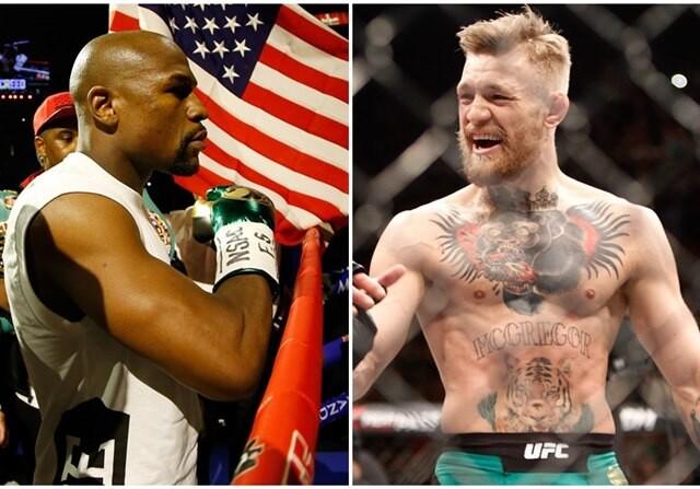 McGregor Mayweather pelea