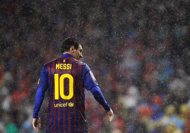 Messi Stoke Britannia