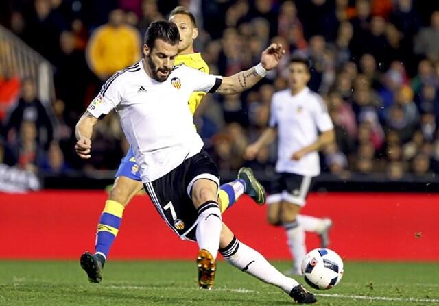 Valencia Las Palmas Copa del Rey