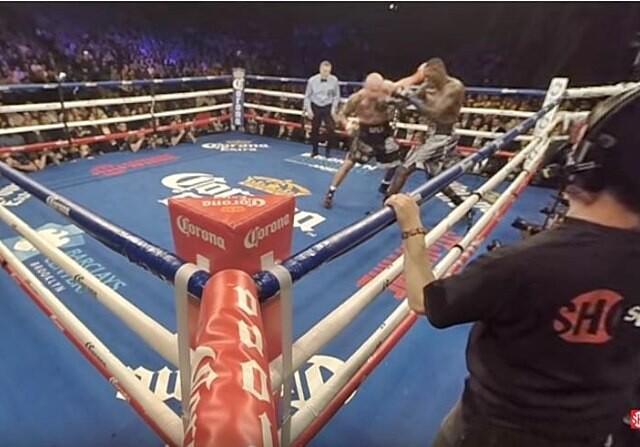Wilder Szpilka, un KO en un video de 360 grados