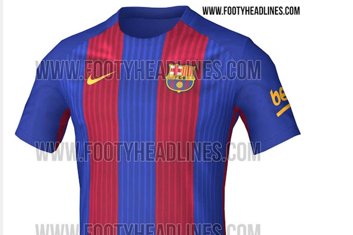 El Barcelona rescata su camiseta más tradicional - SPORTYOU 1e85bcfba68b3