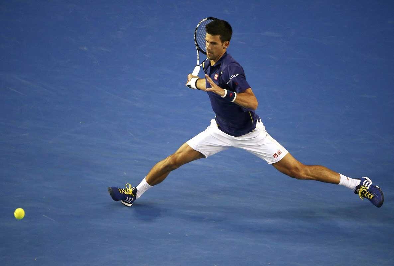Novak Djokovic se ha colado en la final del Open de Australia