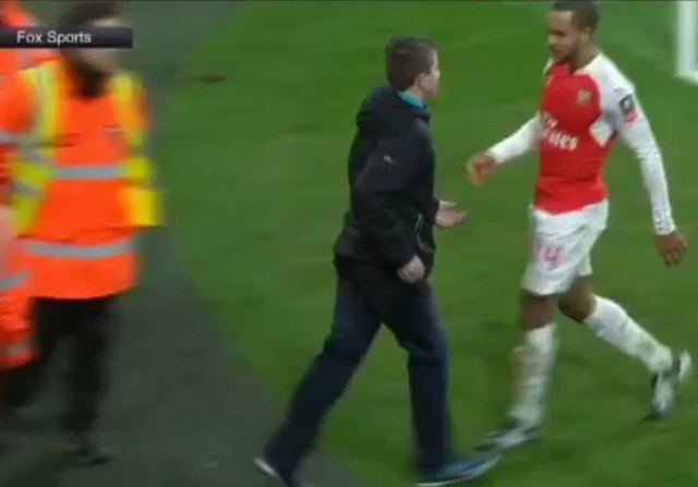 walcott gol arsenal
