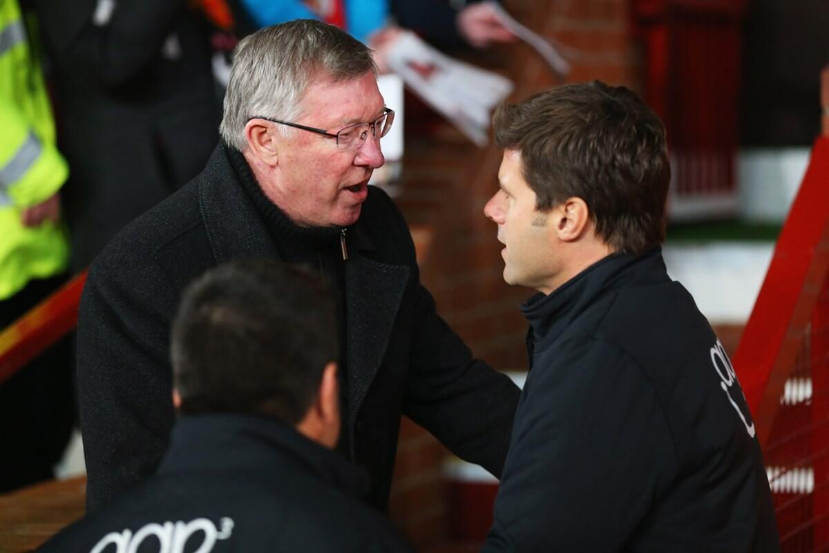 Alex Ferguson cree que Mauricio Pochettino es el mejor técnico de la Premier