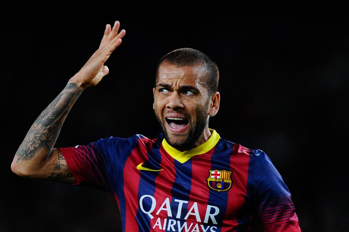 El Barcelona no sanciona a Alves por el clima del vestuario 1e43f553ff9