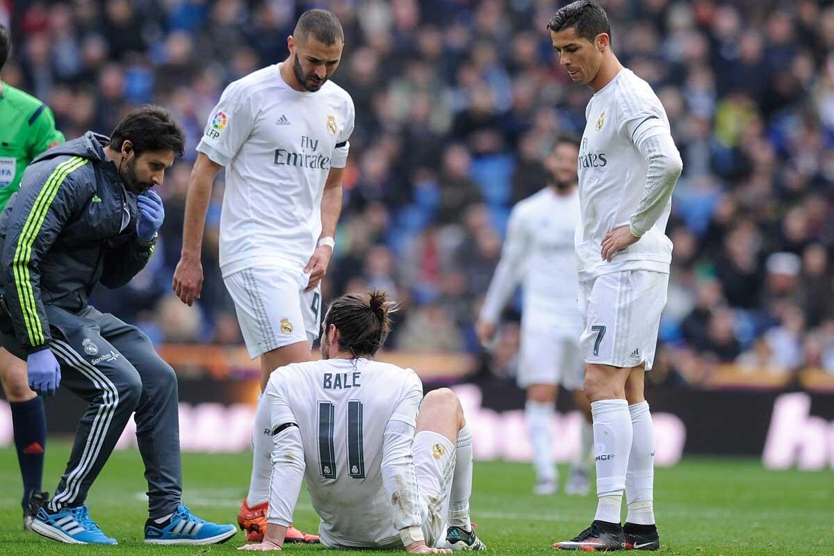 Gareth Bale es jugador del Real Madrid