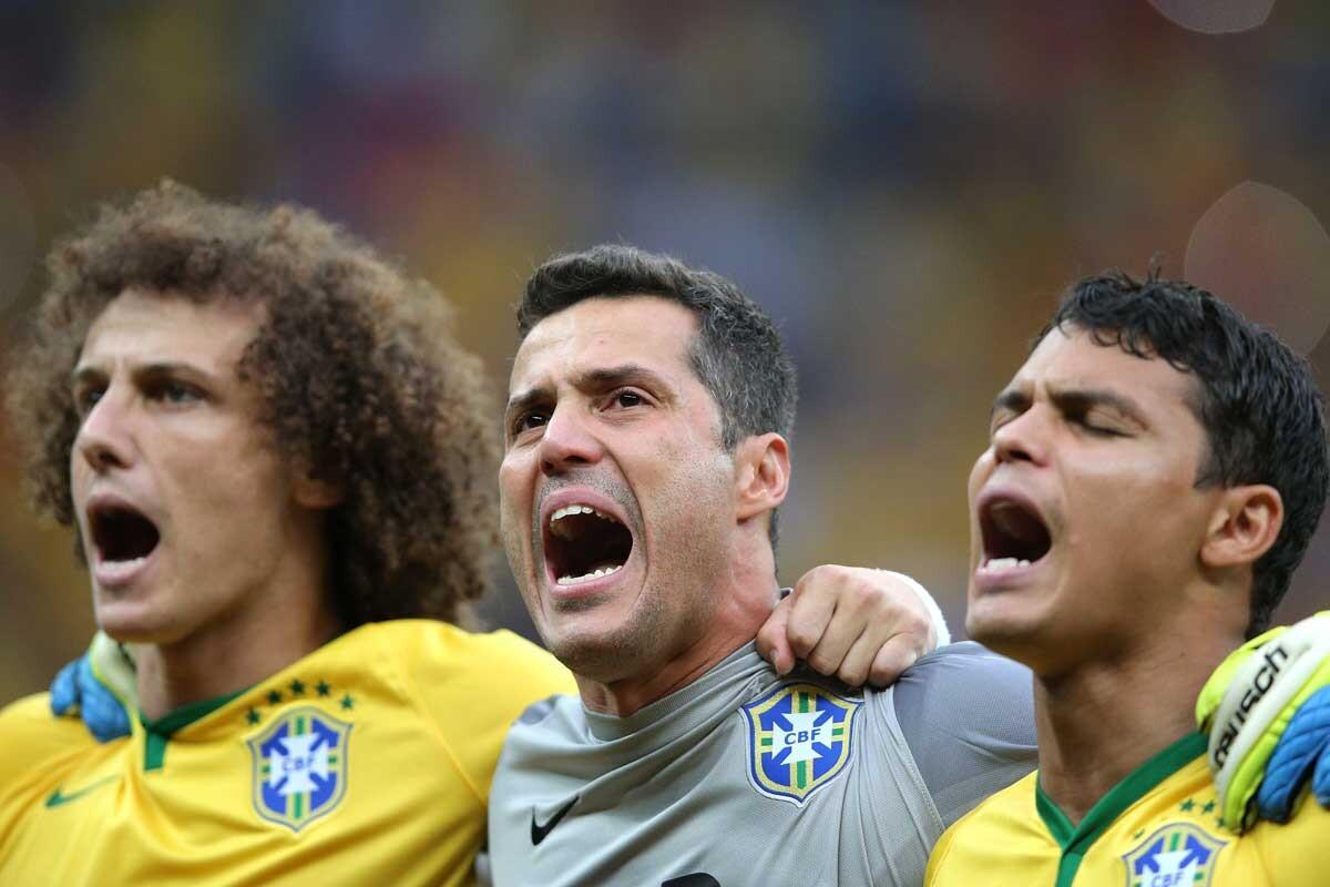 Thiago Silva sigue dándole vueltas al 1-7 ante Alemania