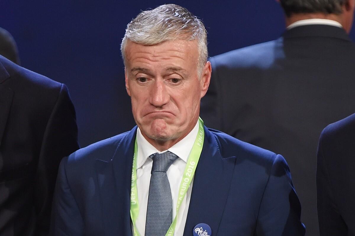 Didier Deschamps dice que Benzema no es seleccionable todavía