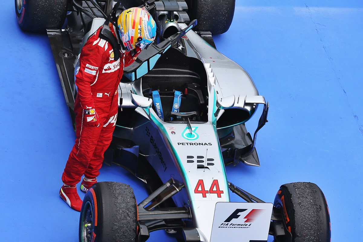 Montezemolo dice que Fernando Alonso salio de Ferrari porque no estaba motivado