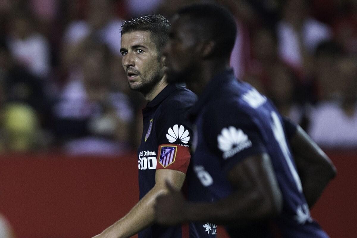 Gabi dice que Jackson Martinez no se acopló al Atlético de Madrid
