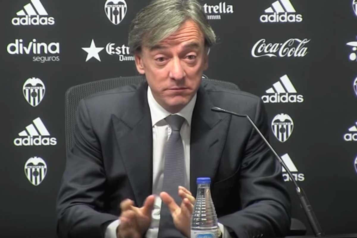 Jesús García Pitarch habla sobre la llegada de Denis Cheryshev a Valencia