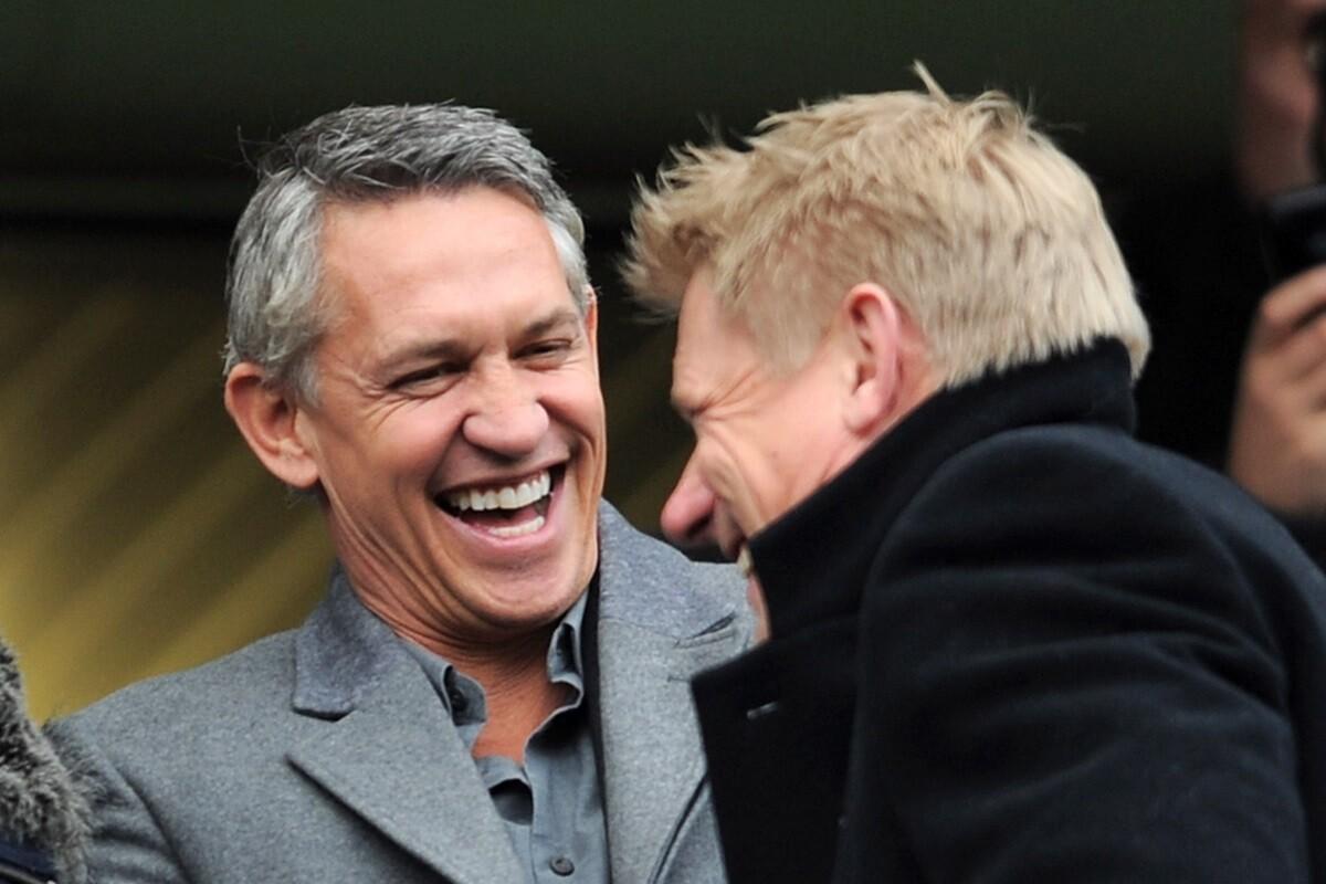 Gary Lineker tuit sobre el Manchester United y el Liverpool