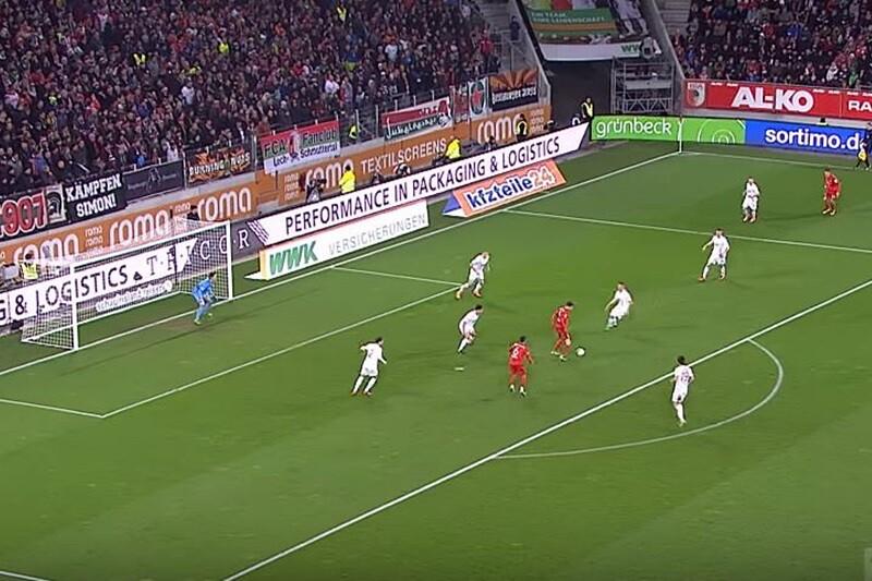 Los mejores goles de la Bundesliga