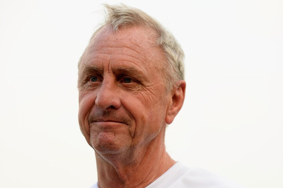 JOhan Cruyff habla del penalti de Messi