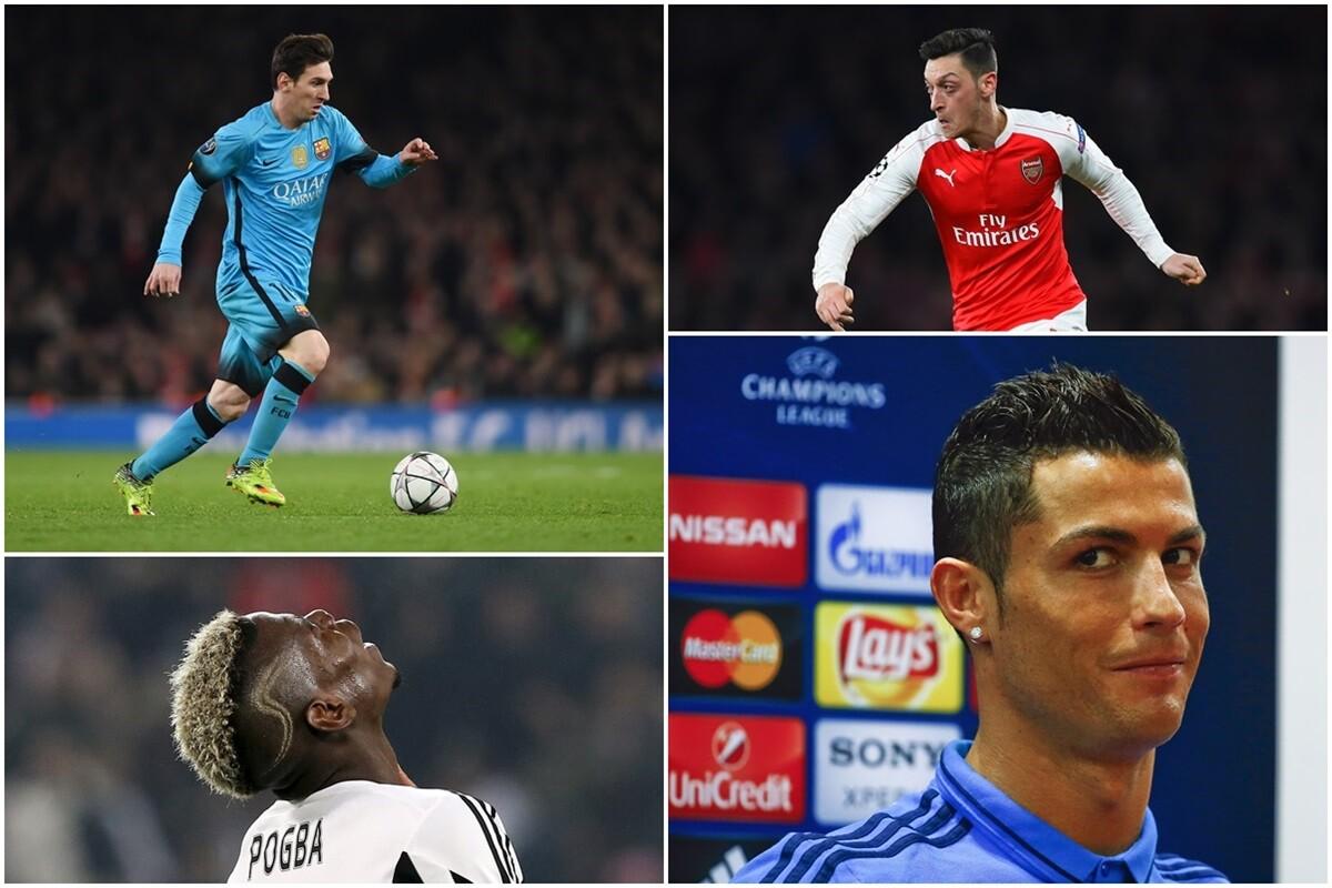 Sorpresas en el ranking de jugadores que más corren de la Champions