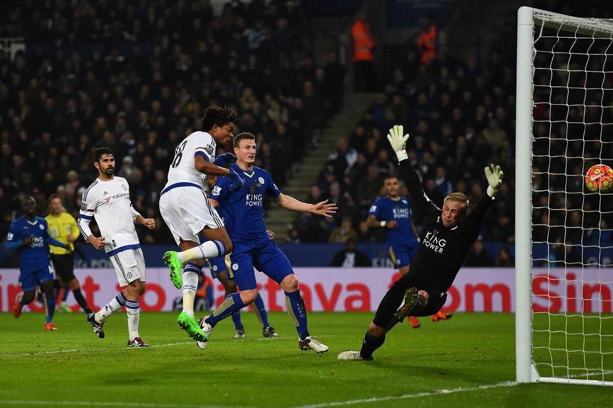 Loic Remy, en su etapa del Chelsea