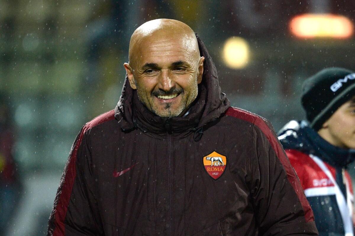Luciano Spalletti habla del Roma Real Madrid