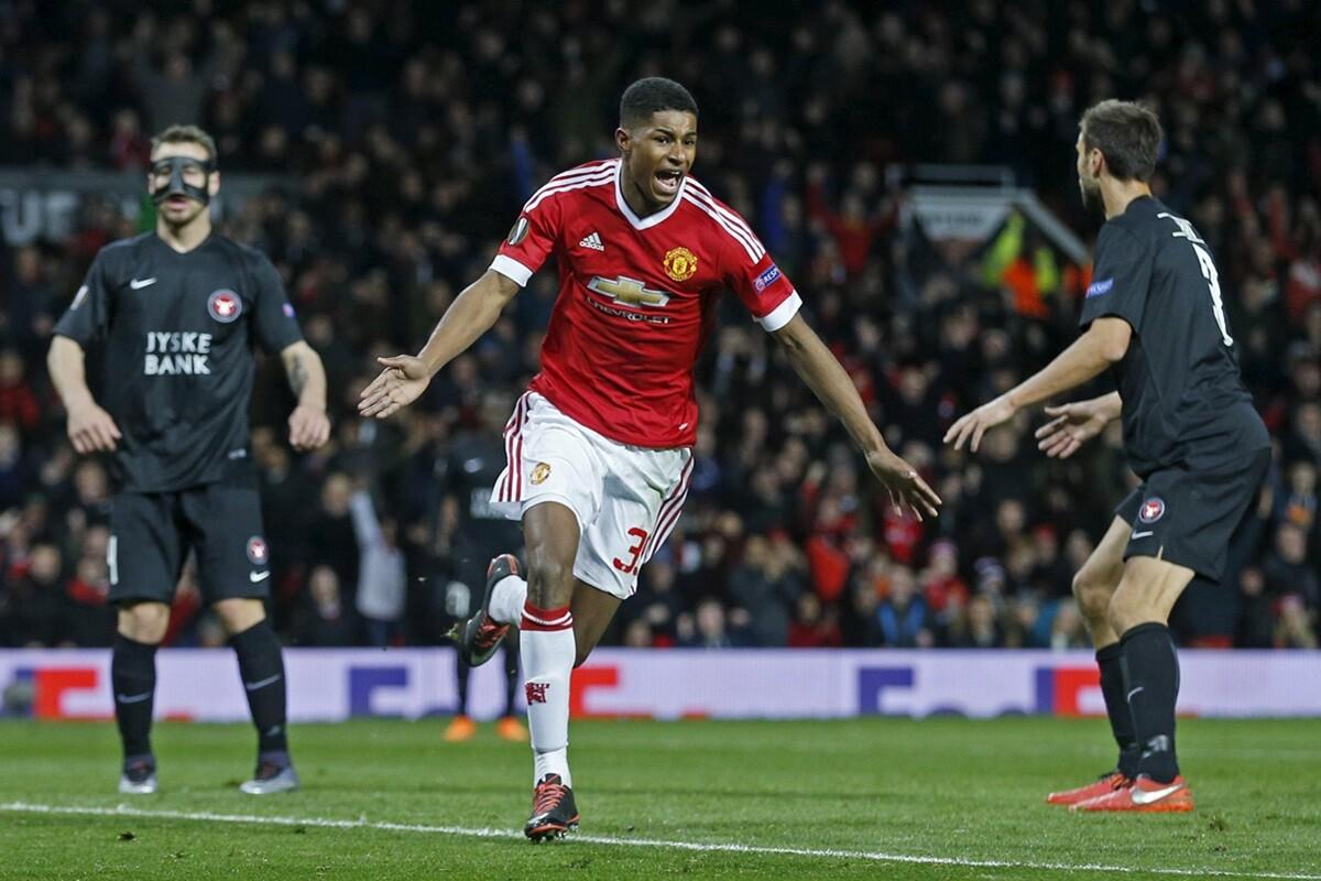 Manchester United en la Europa League
