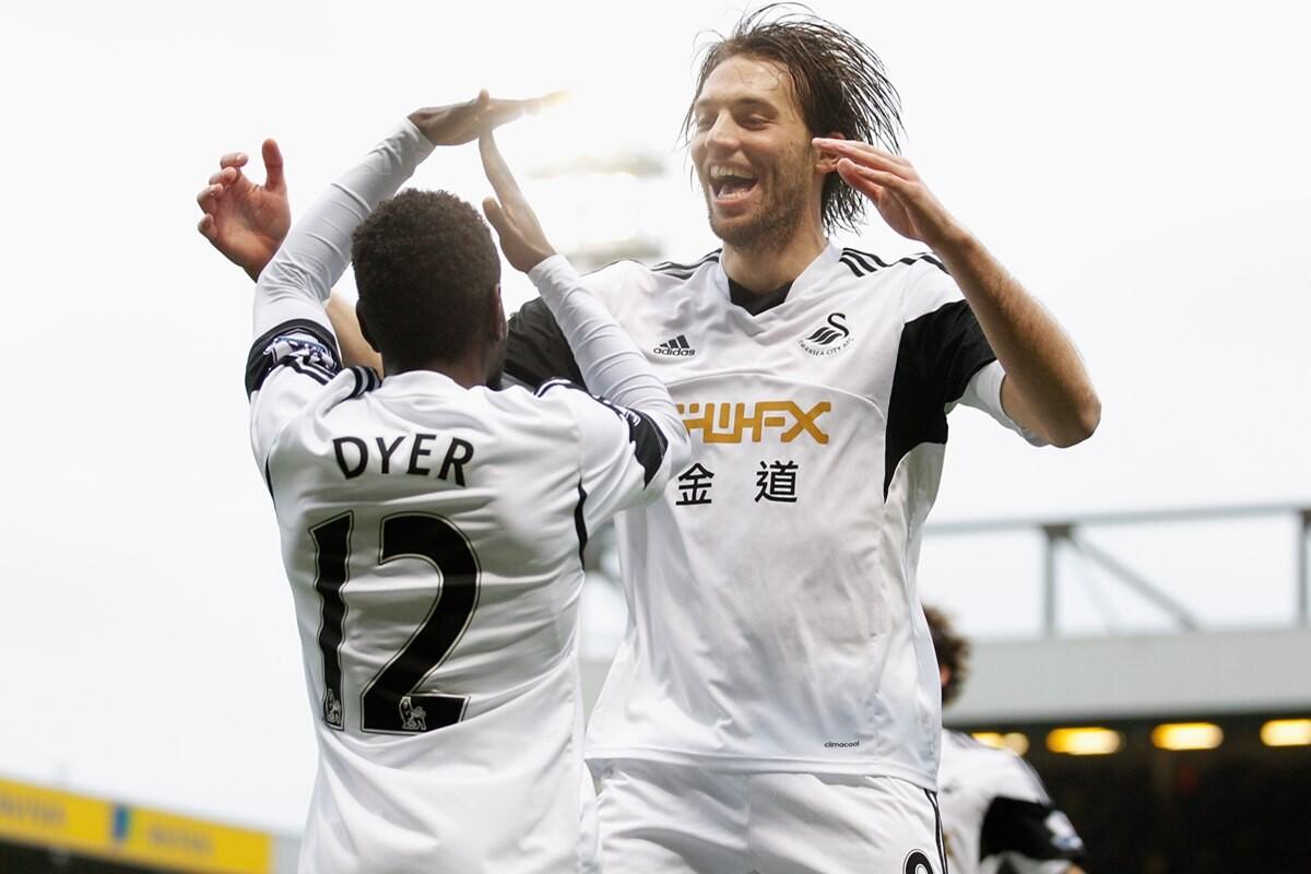 Michu quiere volver al Swansea