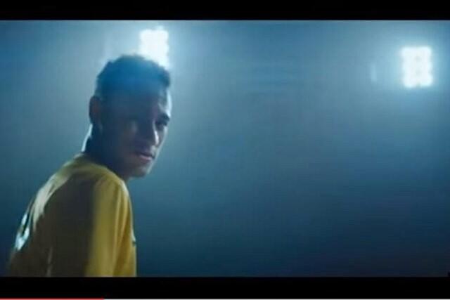 Neymar anuncio en la Superbowl
