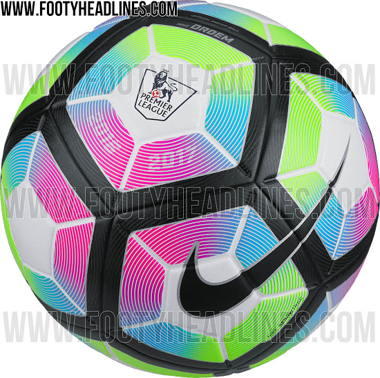 Nike balon premier league 2016-17