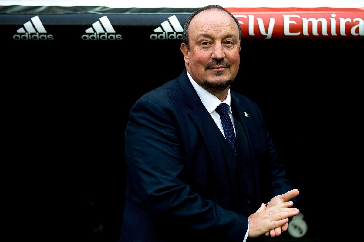 Rafa Benitez, del Newcastle