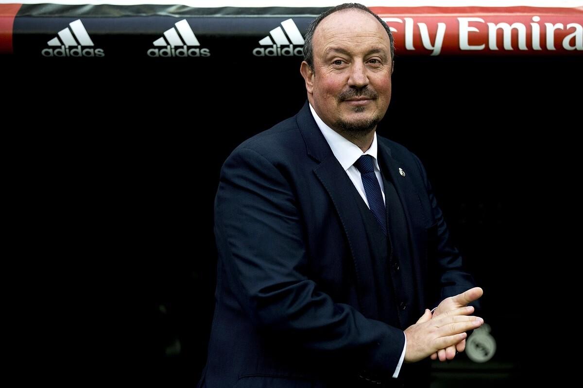 Rafa Benitez suena para el Newcastle