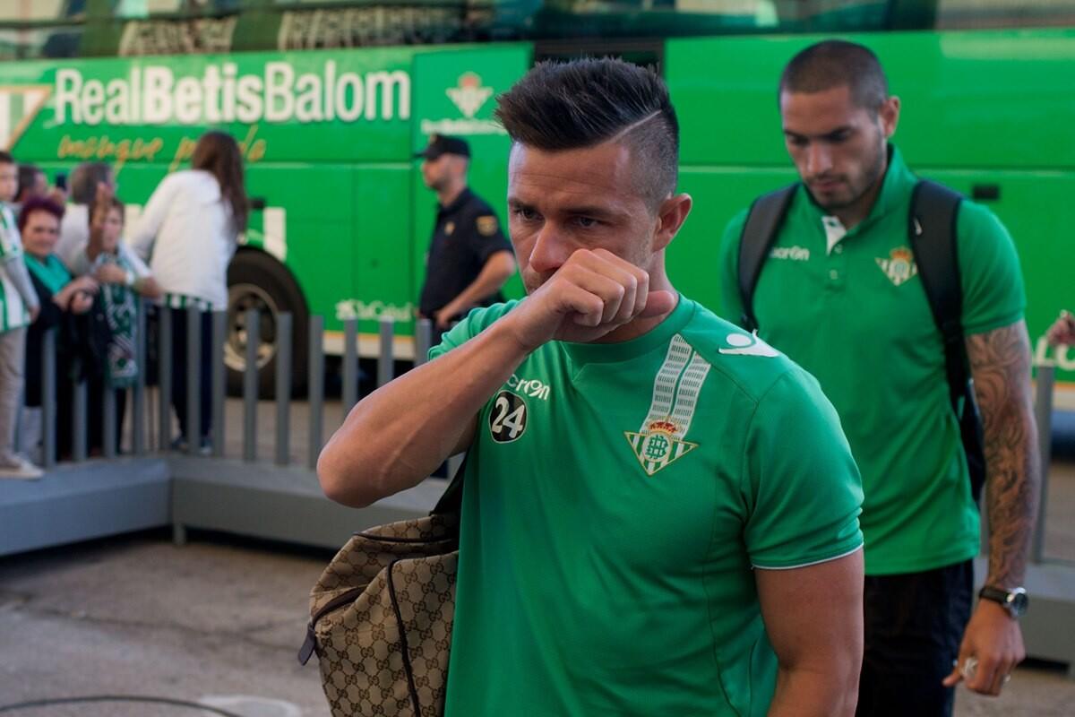 Ruben Castro agresiones exnovia