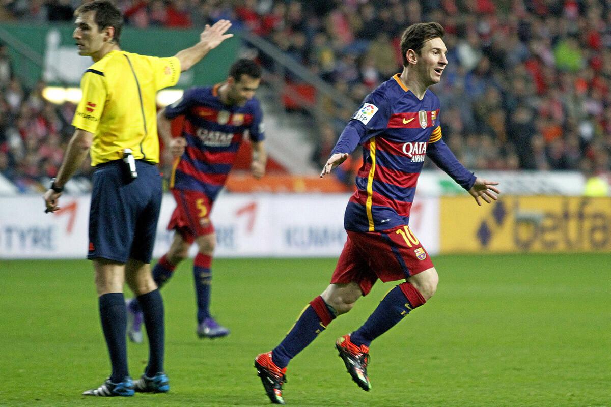 Messi Gijon