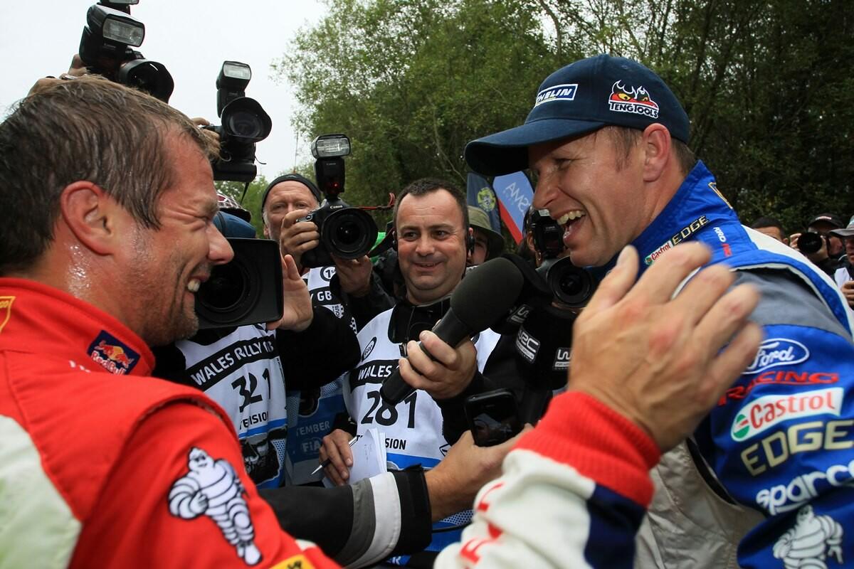 Toyota quiere a Sebastien Loeb y Petter Solberg en el WRC 2017